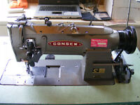 Machine a coudre industrielle Consew