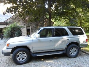 2000 Toyota Other SUV, Crossover