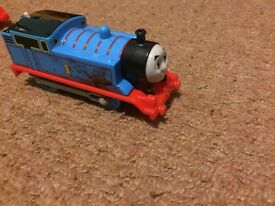 Thomas trackmaster muddy train