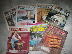 ...SEVEN DO-IT-YOURSELF HAND-CRAFT MAG'S...PROJECT IDEAS!