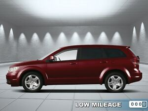 2010 Dodge Journey JOURNEY R/T   -  leather trim - Low Mileage