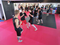 MARTIAL ARTS CLASSES - JEET KUNE DO, KALI, SILAT, KICKBOXING