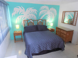 Summer Sale! Ocean Side Studio Condo, Cancun, Mexico!