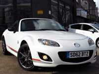 2012 MAZDA MX-5 1.8 KURO EDITION 2DR CONVERTIBLE MANUAL PETROL CONVERTIBLE PETRO