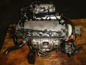 JDM HONDA CIVIC D16A 1.6L  ENGINE LONG BLOCK, 96-01