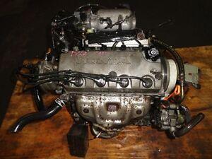 JDM HONDA CIVIC D16A 1.6L  ENGINE LONG BLOCK, 96-01