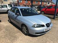 2005 Seat Ibiza 1.9 tdi sport 130 diesel 75,000 miles great history, HPI CLEAR.