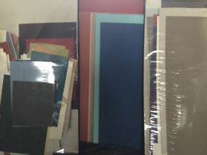 Mats for framing and/or art projects