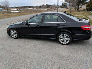 MERCEDES BENZ E-350 DIESEL EXCELLENT CONDITION!!!