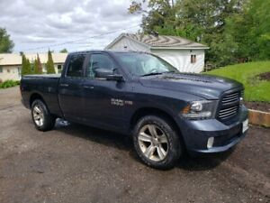2013 Dodge Ram 1500, Quad Cab, 5.7L Hemi Engine