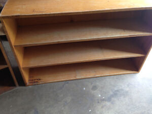 2 shelves great storage for the garage