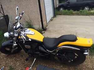 Motorcycle for sale or trade