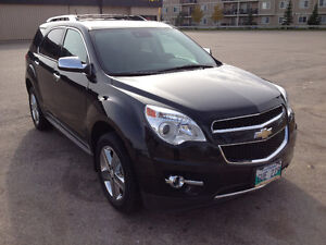 2014 Chevrolet Equinox LTZ - Low KM - Loaded - Fresh Safety