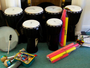 Make friends, make music! Percussion group seeking members.