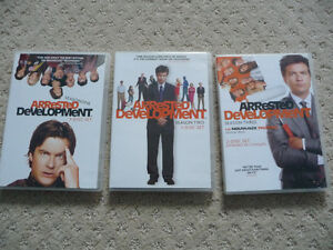 Complete Series - Arrested Development on DVD - Seasons 1-3 London Ontario image 1