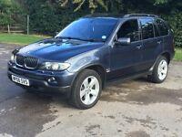 BMW X5 SPORT DIESEL AUTO PANARAMIC ROOF NOT AUDI VOLKSWAGEN MERCEDES SWAP OR PX