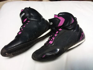Motorcycle riding shoes, womens, Alpinestars Stella
