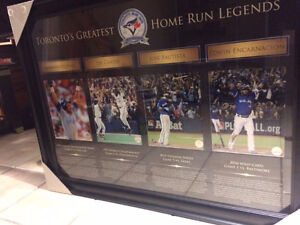 Selling Great Toronto Blue Jays Home Run Legends Framed