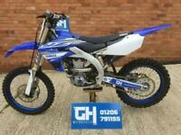 2019 Yamaha YZ450F - FMF Exhaust - Low Rate Finance Available