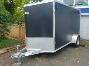 Great Deal**Enclosed Utility Trailer** Like New** Used once.