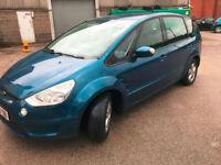 Ford S-MAX 1.8TDCi Zetec BLUE AMBITION**FSH**NEW MOT**7 SEATER CARS**