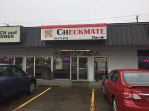 Fully Outfitted and Operational Fast Food Restaurant for SALE!