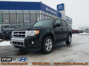 2012 Ford Escape LIMITED  Limited-Leather-Navigation-Sunroof-Rea