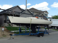 Olson 30 Sailboat in Very Good Condition