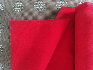 Red fabric on roll. Kitchener / Waterloo Kitchener Area image 3