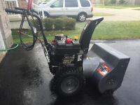 Murray Pro snowblower