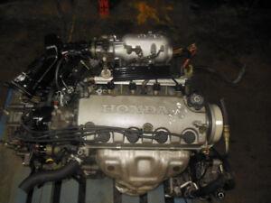 Moteur JDM Honda Civic 92-00 D16A 1.6L AVEC installation