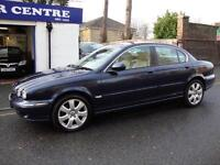Jaguar X-TYPE 2.0D DIESEL SE ** 2007 ** MANUAL SALOON
