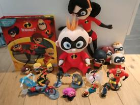 Disney's Incredibles toy bundle