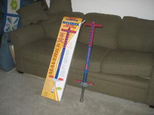 Maverick Pogo Stick in great condition.