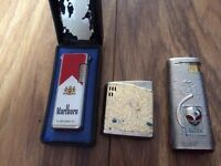 Collection of Vintage Lighters £15 the lot