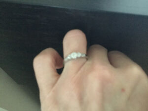 Friendship/promise ring