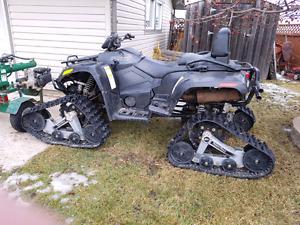 2008 Artic Cat TRV 700
