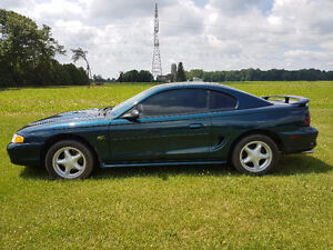 1995 MUSTANG GT MINT UNMOLESTED 2 ND OWNER