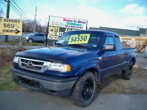 GREAT DEAL FOR 2010 MAZDA B 4000 / RANGER 4x4