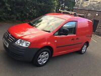 VW C20 TDI 104 Caddy Van