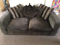 2 seaters sofa from dfs