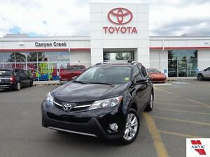 2014 Toyota Rav4 LIMITED AWD