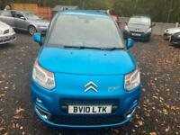 Citroen C3 Picasso Exclusive, £30 tax, supplied with new 12 months mot