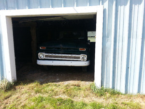 "1966 Chevy pick up for sale ""PROJECT"""
