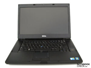 DELL LATITUDE E6510 -- Comes with a 1 Year Warranty
