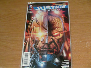 Justice League #40-50 & Special 1st App of Darkseid's Daughter