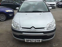 Citroen C4 1.4i 16v LX**ONLY 37,000 MILES**1 PREV OWNER**SOUGHT AFTER 1.4 ENGINE