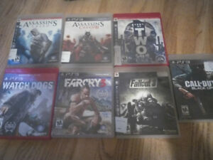 PS3 games for sale ((18)