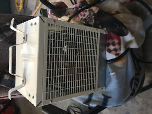 220 electric heater like new