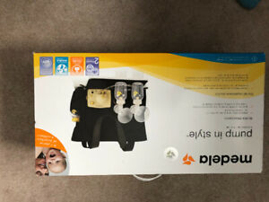 Medela Double Electric Pump- NEVER opened